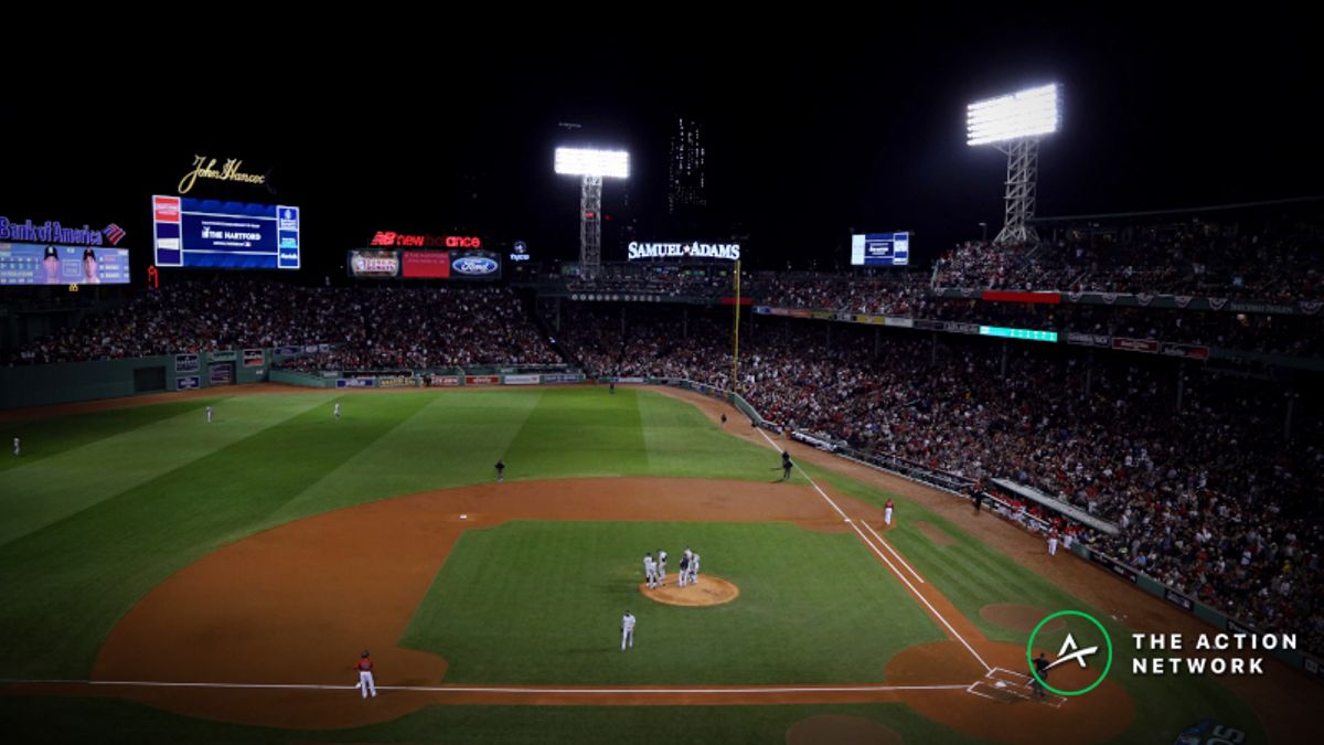 MLB Friday Weather Forecast: Winds Impacting Games in New York, Boston article feature image