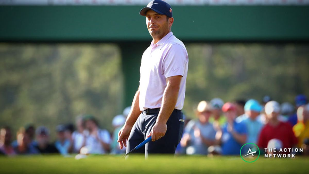 Francesco Molinari 2019 PGA Championship Betting Odds, Preview: Will He Bounce Back From Augusta? article feature image
