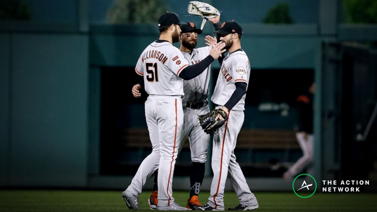 MLB Sharp Report: Pros Betting Giants-Rockies, 2 Other Wednesday Games article feature image