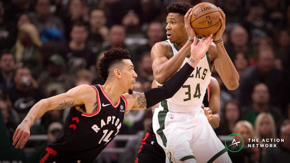 Raptors vs. Bucks Game 5 Betting Preview: Will Toronto Win 3 Straight? article feature image
