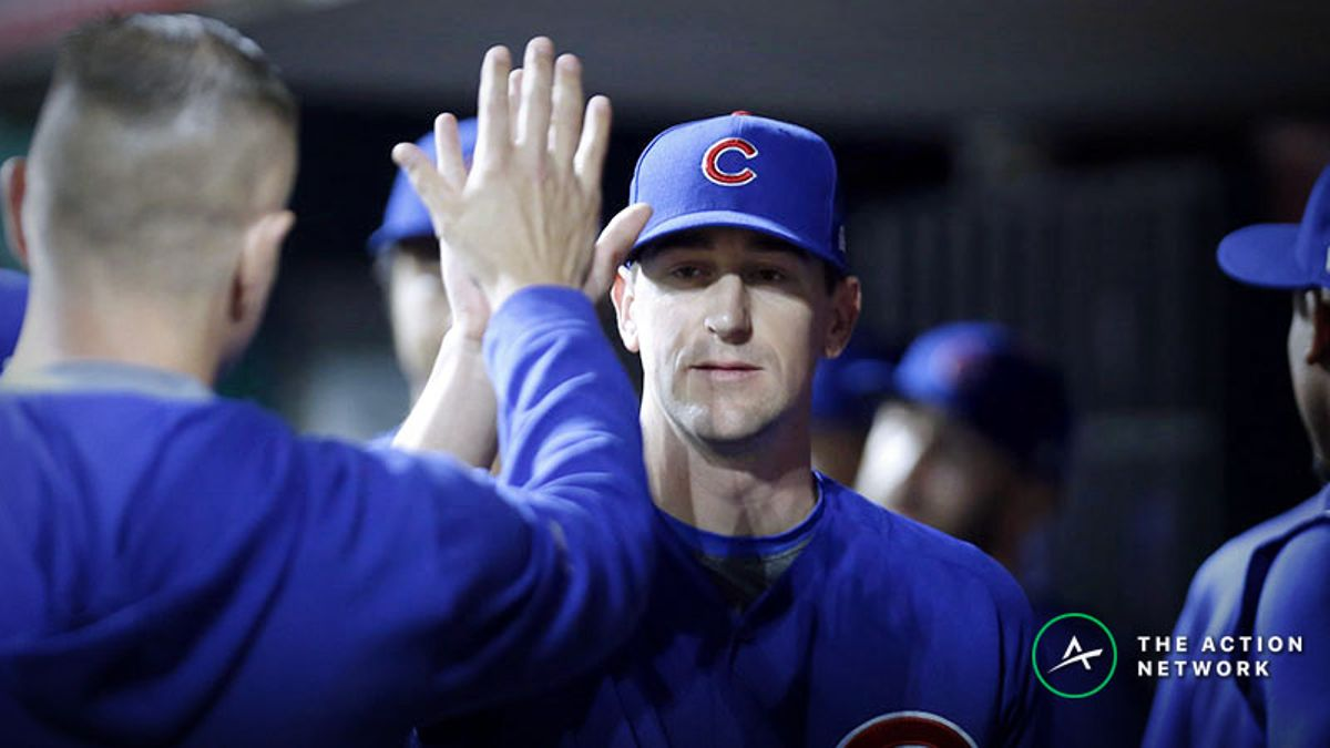 Sunday Night Baseball Betting Notes: Hendricks, Cubs Look to Keep Rolling in D.C. article feature image
