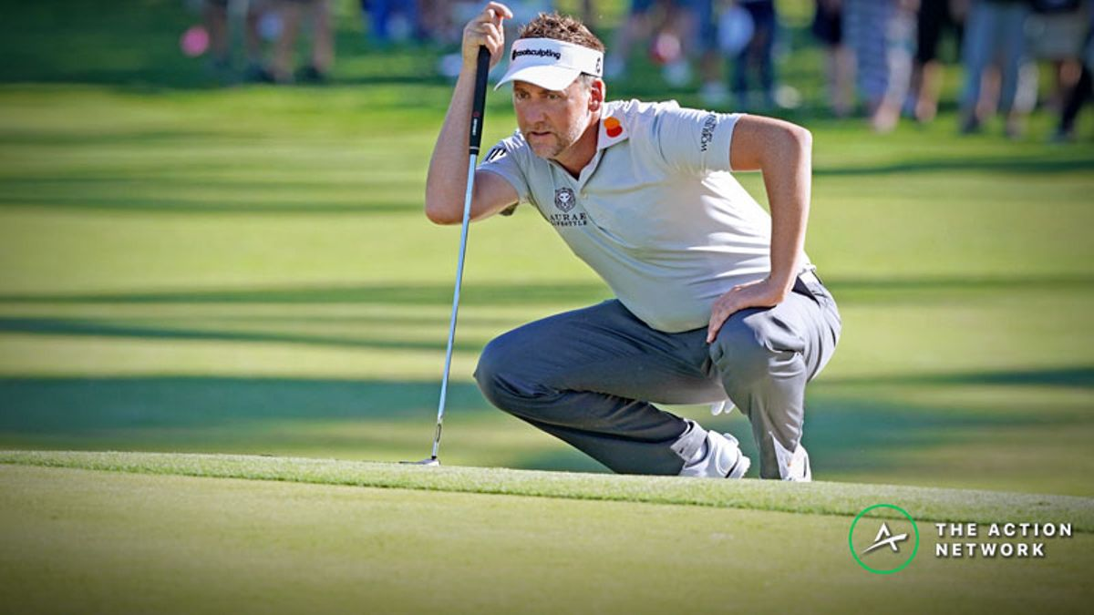 Ian Poulter 2019 PGA Championship Betting Odds, Preview: Should He Have More Buzz? article feature image