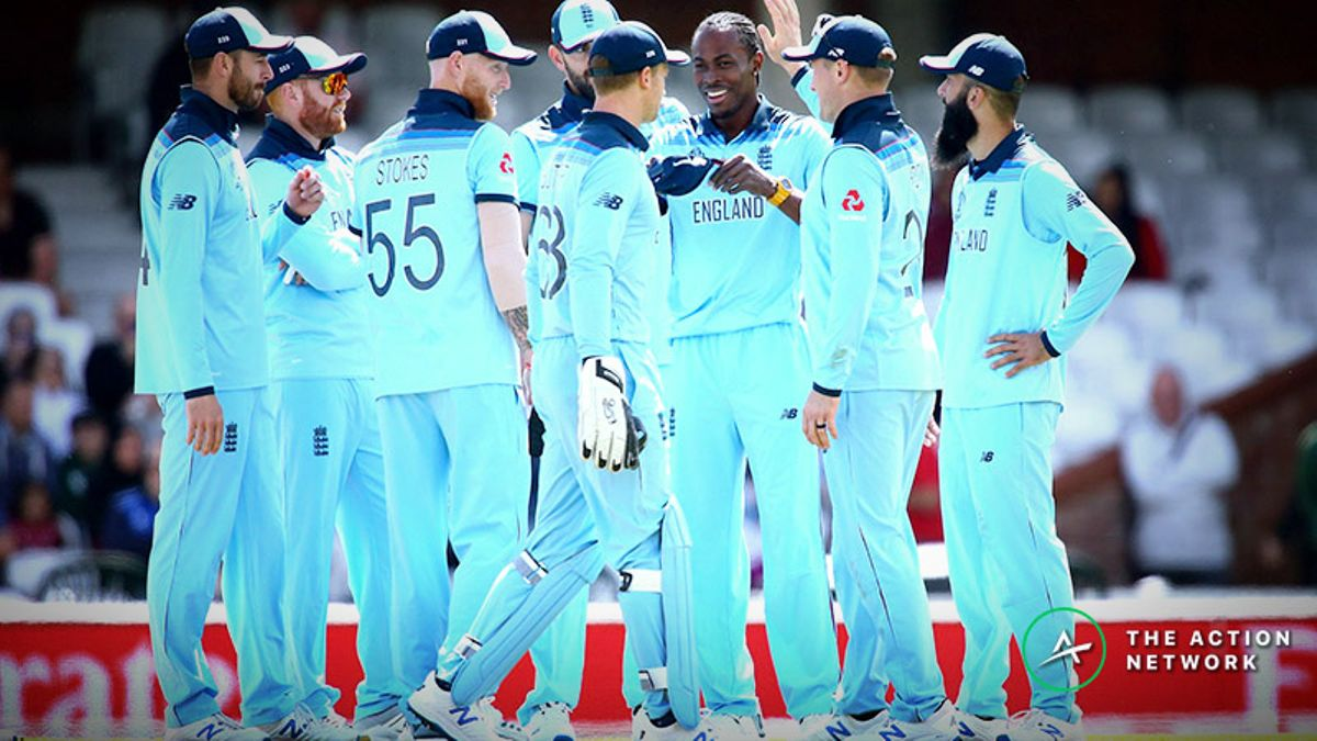 2019 ICC Cricket World Cup Betting Odds, Preview: Which Teams Can Compete with England? article feature image