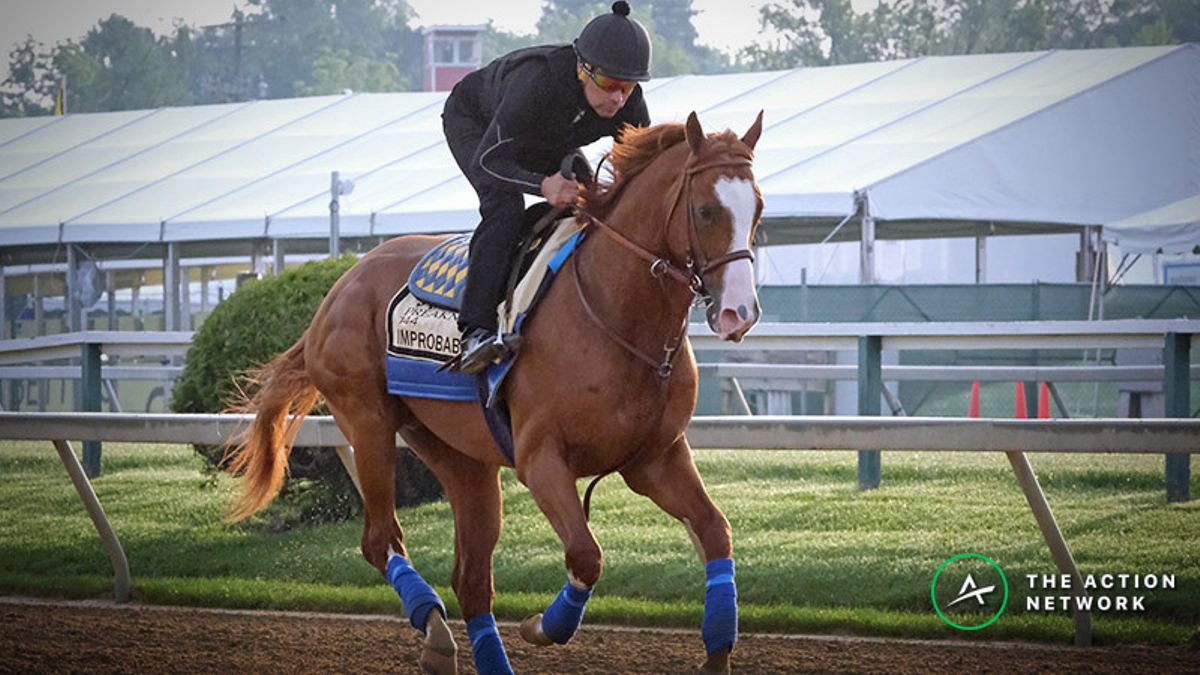 2019 Preakness Stakes Betting Odds, Picks: Which Dark Horses Can Test Improbable? article feature image