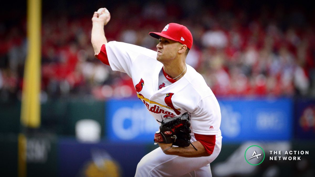 MLB Daily Betting Model, 6/1: Can Jack Flaherty Push Cardinals Over .500 vs. Quintana, Cubs? article feature image