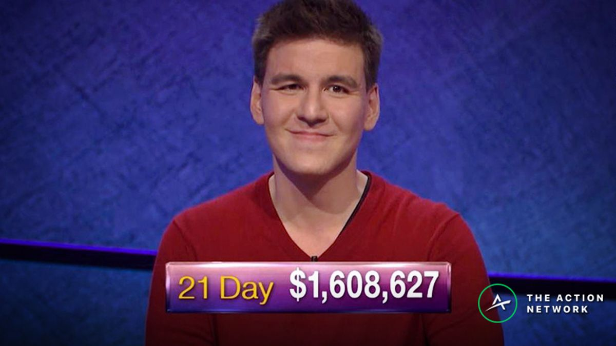 Quizzing Jeopardy! James Holzhauer on Sports Betting Trivia article feature image