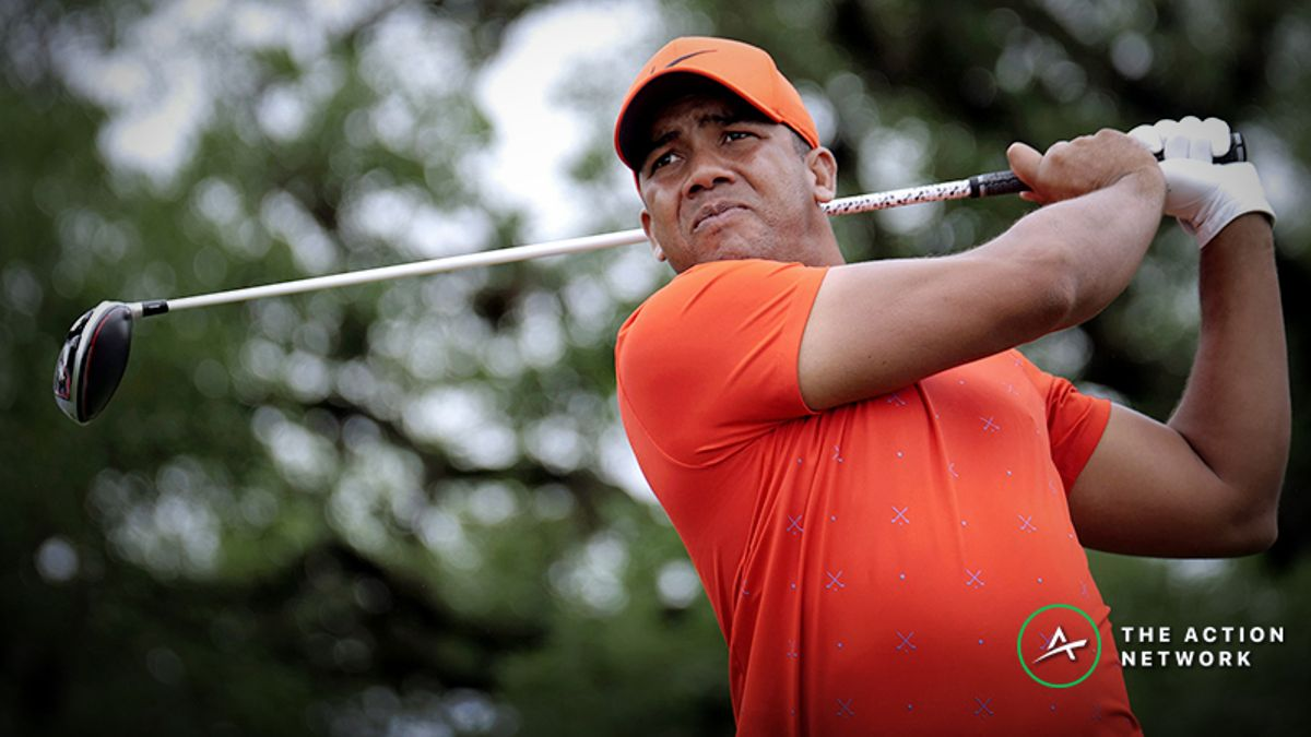 Jhonattan Vegas 2019 PGA Championship Betting Odds, Preview: Potential DFS Sleeper article feature image