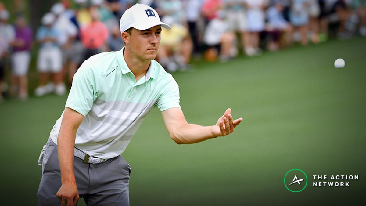 Jordan Spieth 2019 PGA Championship Betting Odds, Preview: His Time to Make History? article feature image