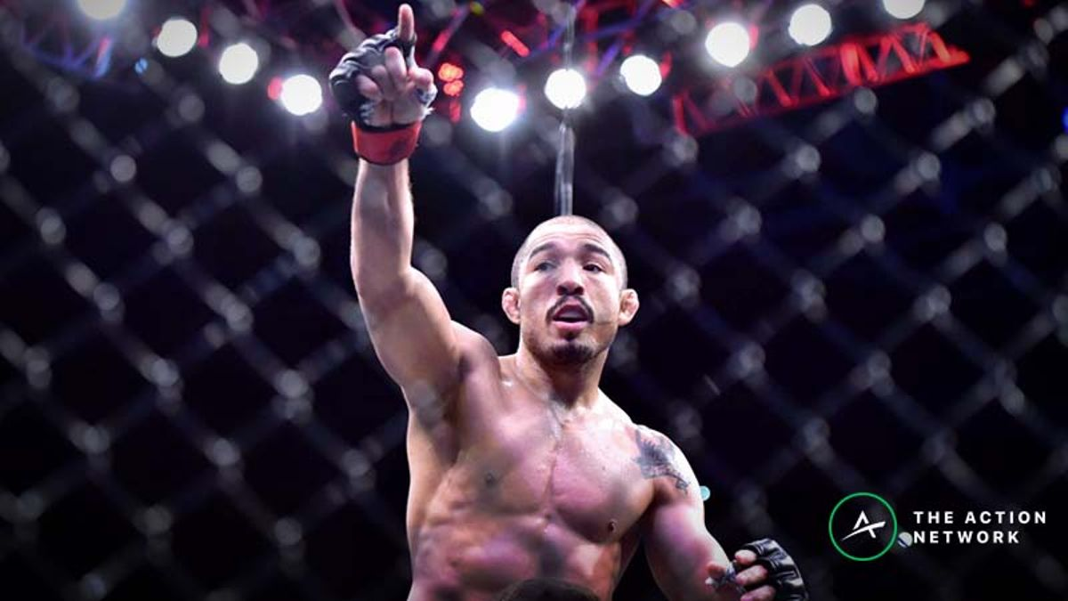 UFC 237 Undercard Betting Preview: Jose Aldo, Anderson Silva, More article feature image
