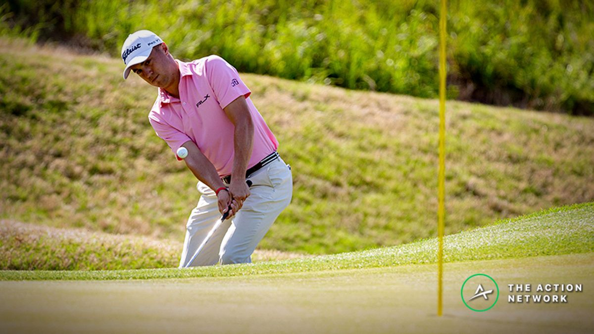 Justin Thomas Withdraws From PGA Championship Due to Wrist Injury article feature image