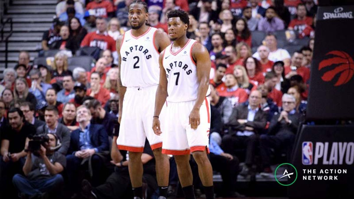2019 NBA Finals Game 1 Betting Preview: How Much Will Nerves Matter in Warriors-Raptors? article feature image