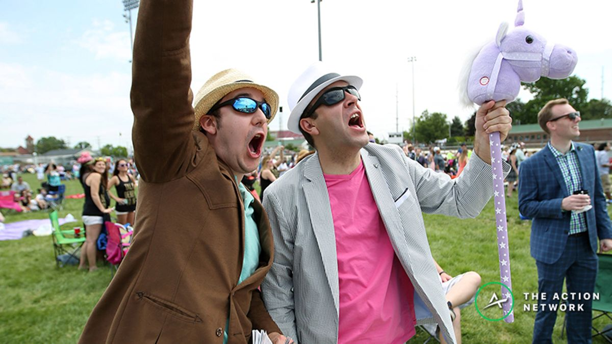 Franklin: Inside the Thrill (and Torture) of Sweating the Kentucky Derby article feature image