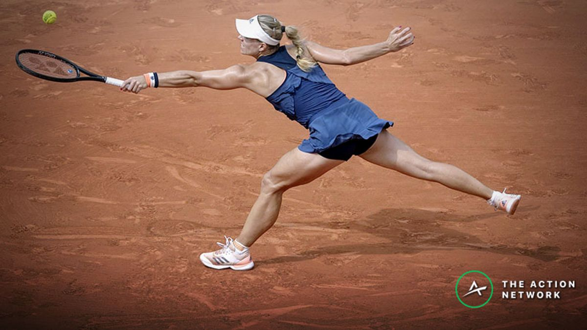 2019 WTA French Open Sunday Betting Preview: Angie Kerber on Upset Alert? article feature image
