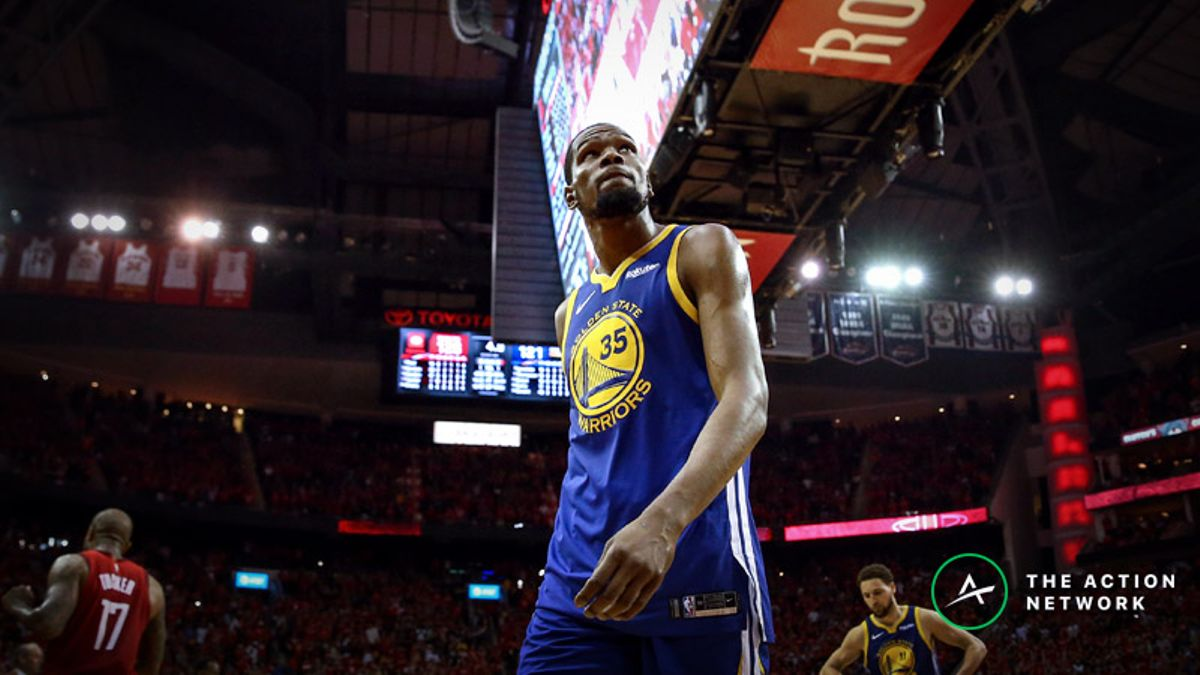 Moore: The Warriors Need Kevin Durant … Just Not in Game 6 article feature image