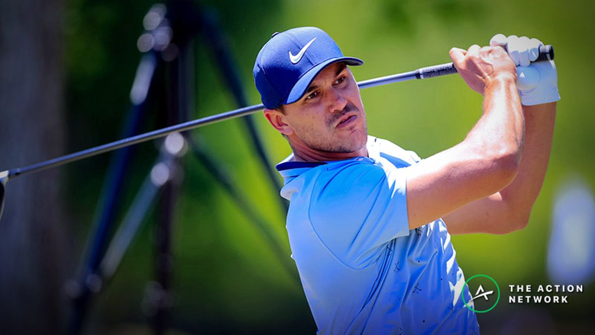 Sobel's AT&T Byron Nelson Matchups: Expect a Motivated Brooks Koepka article feature image