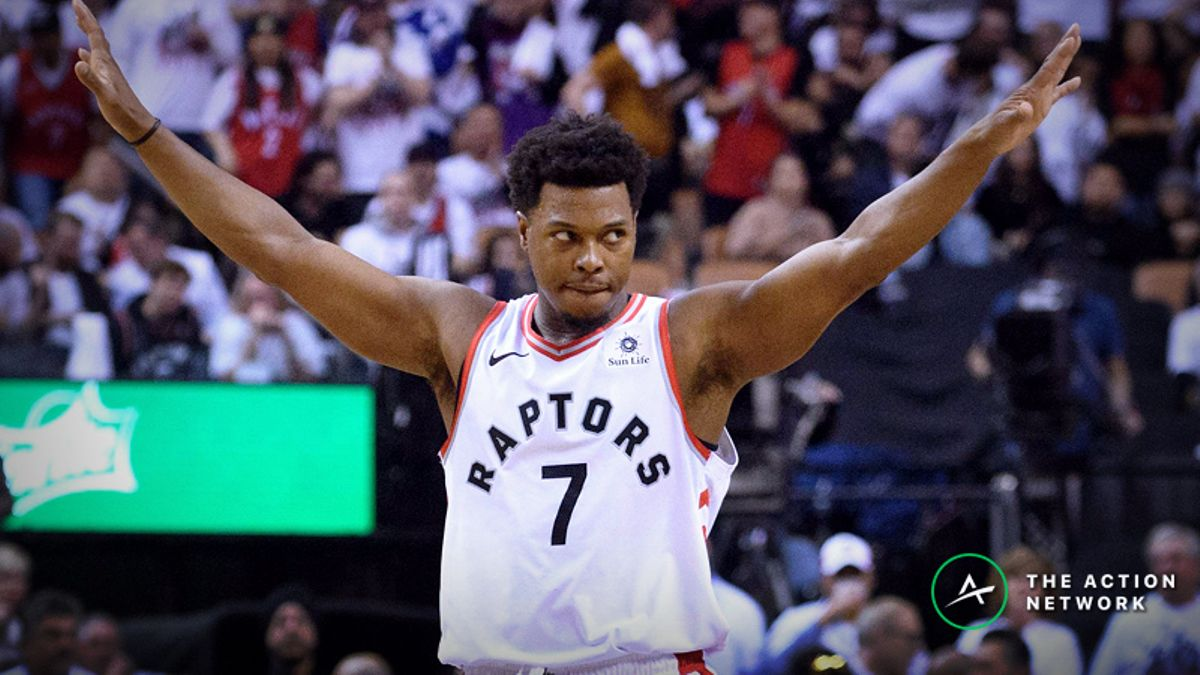 Bucks vs. Raptors Game 3 Betting Preview: Will Toronto Protect Home Court? article feature image