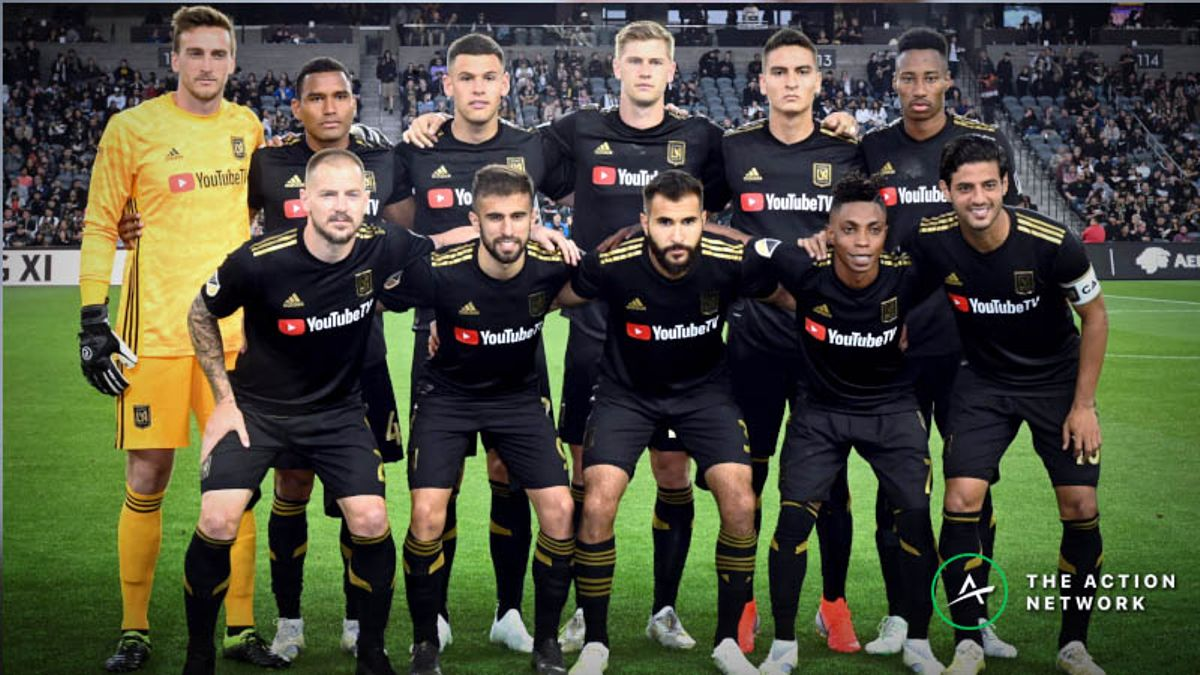 MLS Friday Betting Breakdown: Sharp Money Backing Orlando City and LAFC article feature image