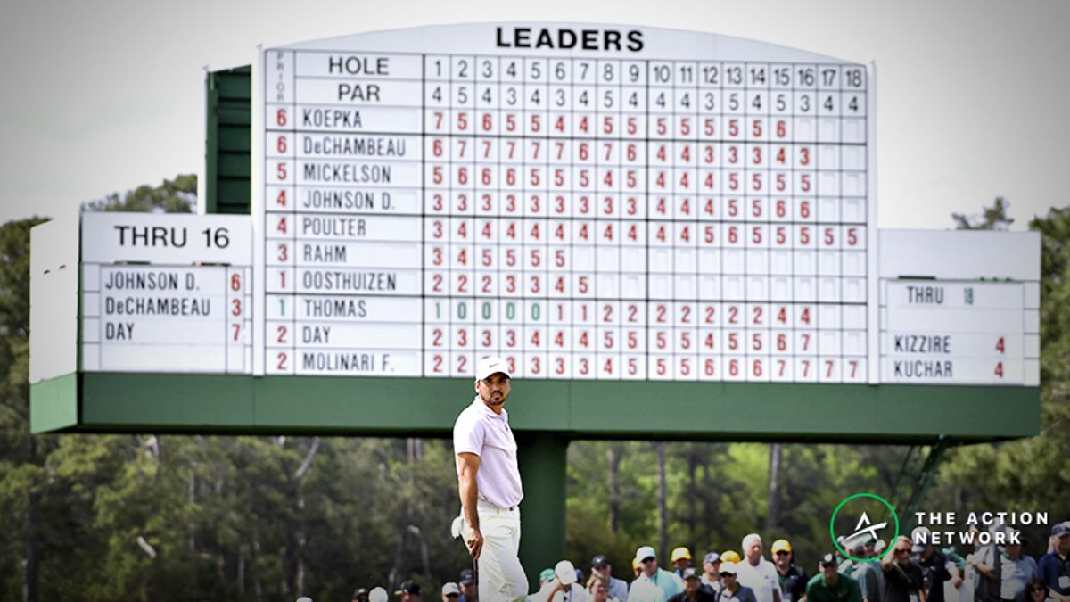 Golf Betting 101: A Beginner's Guide to First-Round Leader Bets article feature image