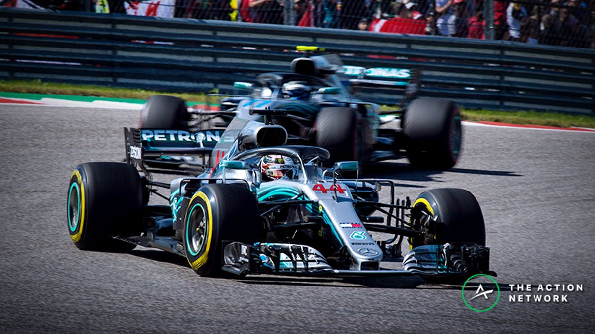 F1 Monaco Grand Prix Odds: Lewis Hamilton, Valtteri Bottas Early Betting Favorites article feature image