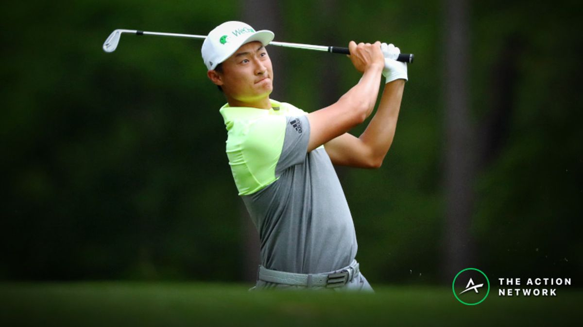 Haotong Li 2019 U.S. Open Betting Odds, Preview: Could Be Worth a Top-10 Flier article feature image