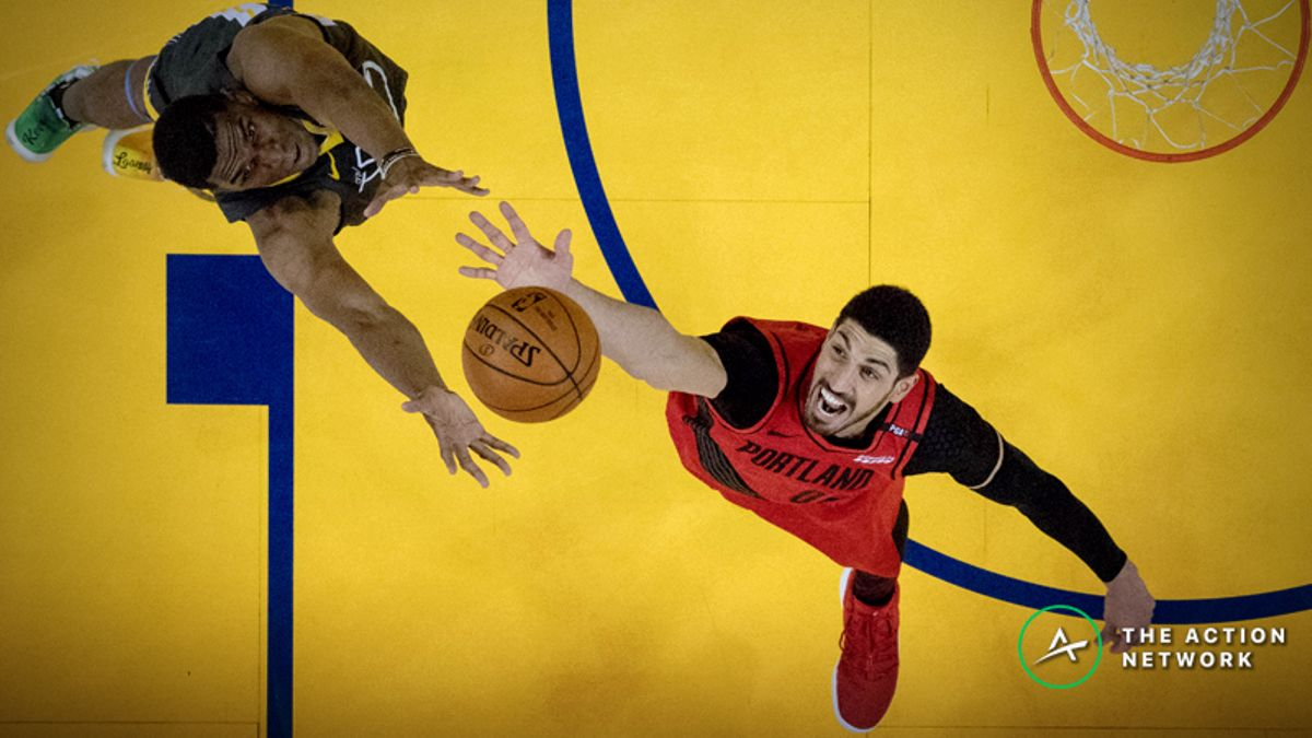 Saturday's Best NBA Player Props: Betting Enes Kanter Rebounds, More article feature image