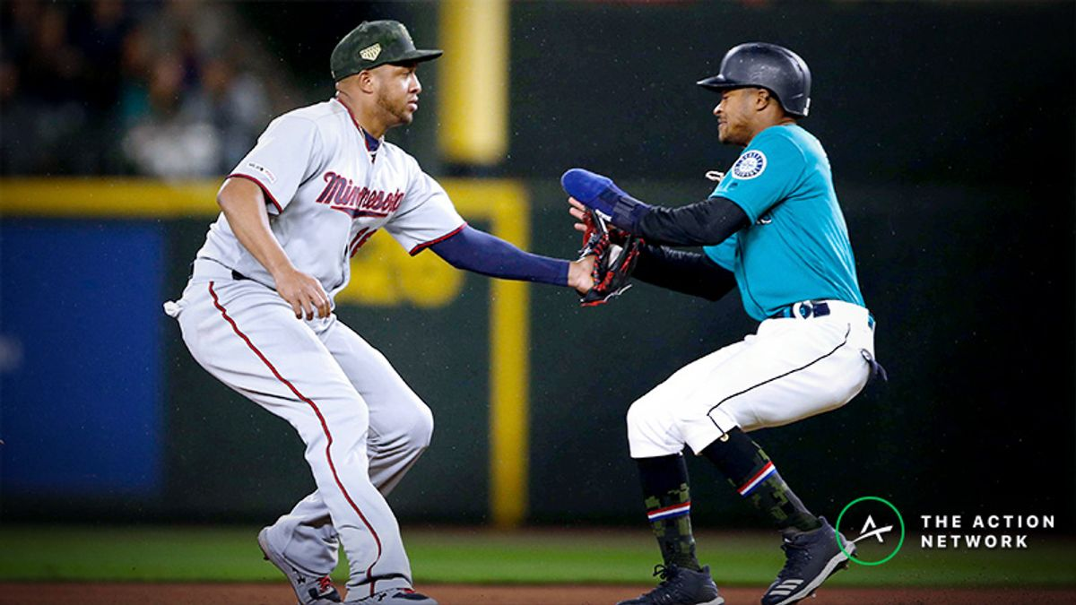 MLB Sharp Report: Mets-Marlins, Twins-Mariners Drawing Smart Money article feature image