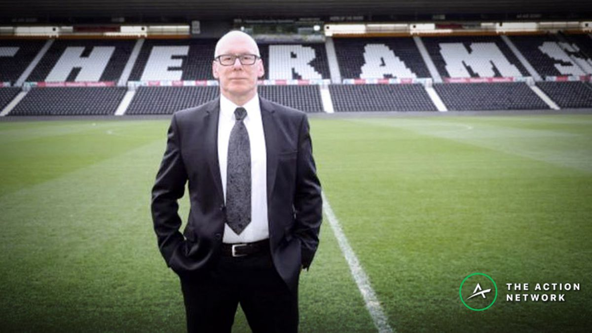 Rovell: Soccer's $200M Game and the Last Stand of Derby County's Melvyn Morris article feature image