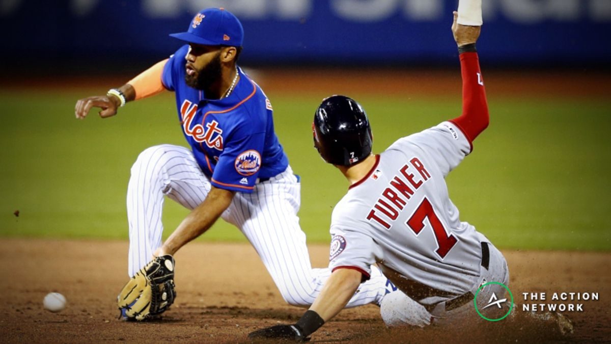 MLB Sharp Report: Pros Betting Nationals-Mets, 2 Other Wednesday Games article feature image