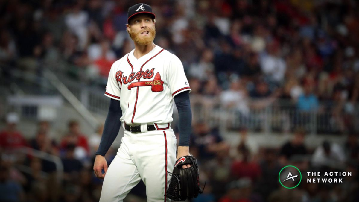 MLB Friday Weather: Expect Strong Hitting Conditions for Tigers-Braves article feature image