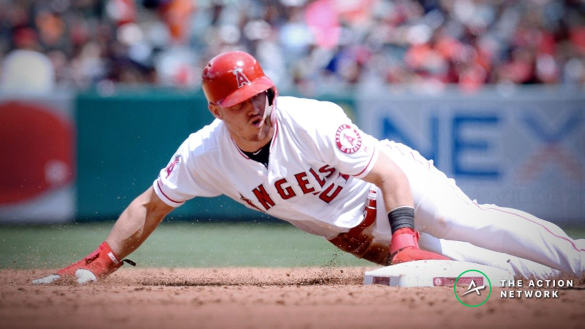 MLB Sharp Report: Pros Betting Twins-Angels, 2 Other Monday Games article feature image