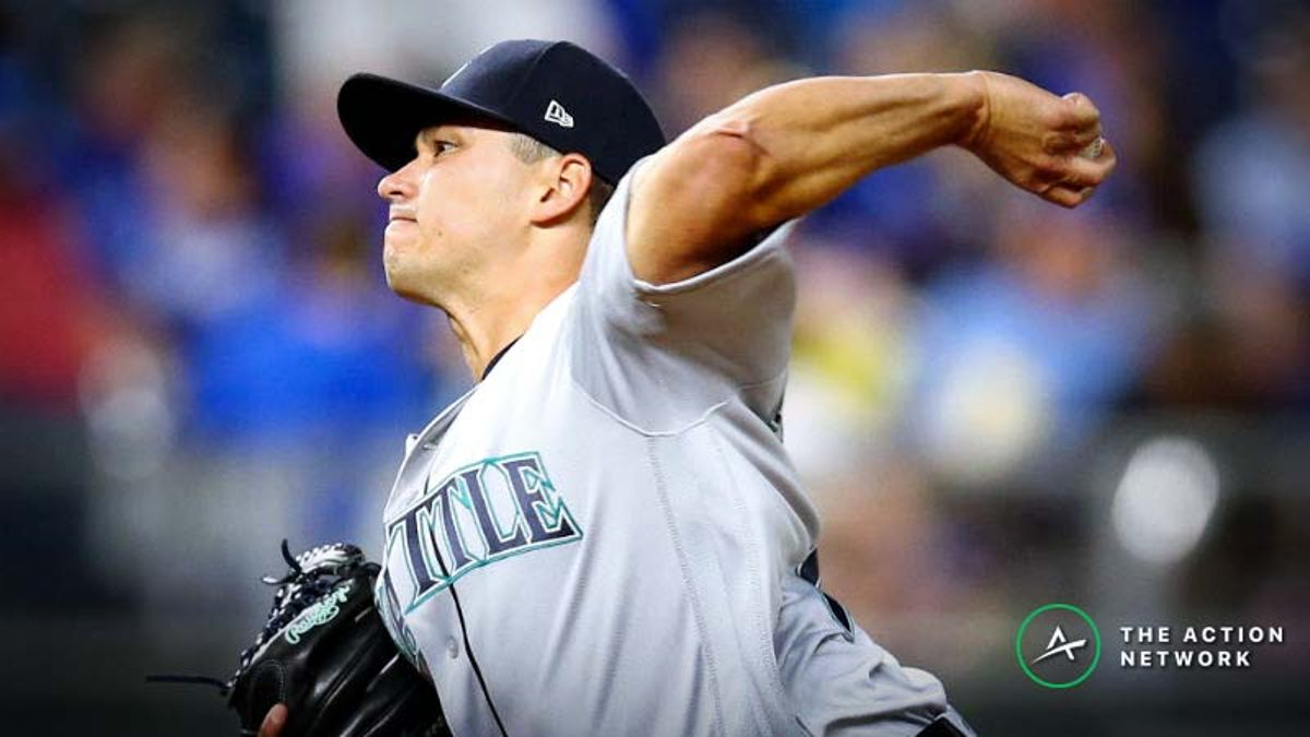 MLB Daily Betting Model, 5/1: Will Marco Gonzales Keep Winning for the Mariners? article feature image
