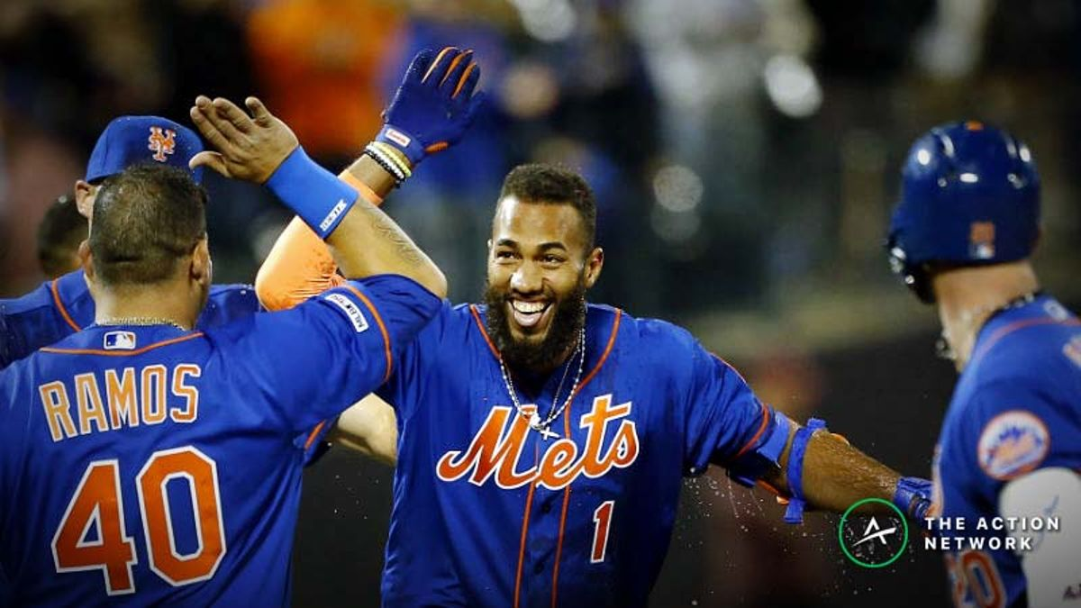 MLB Daily Betting Model, 5/23: Can Mets Earn Sweep vs. Strasburg, Nationals Bullpen? article feature image