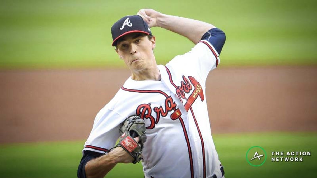 MLB Daily Betting Model, 5/7: Can Max Fried Keep the Braves Chopping? article feature image