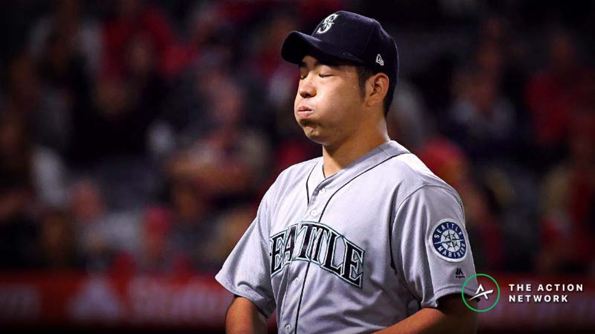 MLB Daily Betting Model, 6/13: Can Yusei Kikuchi Regain His Form Against Twins? article feature image