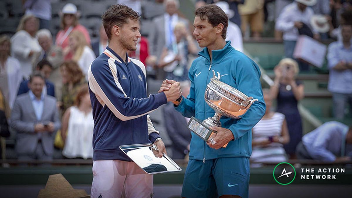 2019 French Open ATP Futures Betting Preview: Can Anybody Thwart the Nadal Three-Peat? article feature image