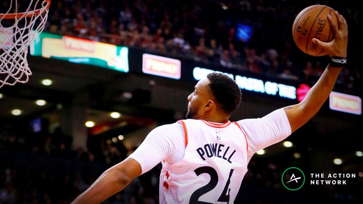 Freedman's Favorite Raptors-Bucks Game 5 Prop: Bet on Norman Powell article feature image