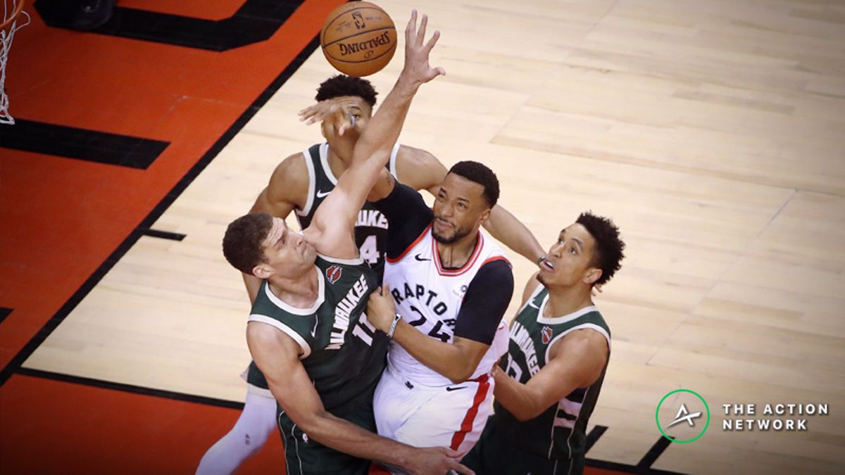 Freedman's Favorite Raptors-Bucks Game 6 Prop: Norman Powell Will Grab 4 Rebounds article feature image