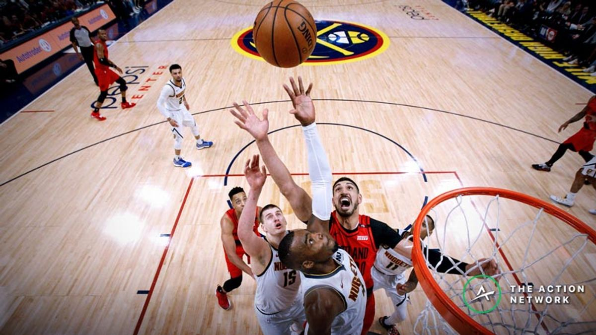 Nuggets vs. Blazers Game 3 Betting Preview: Will Denver Bounce Back? article feature image