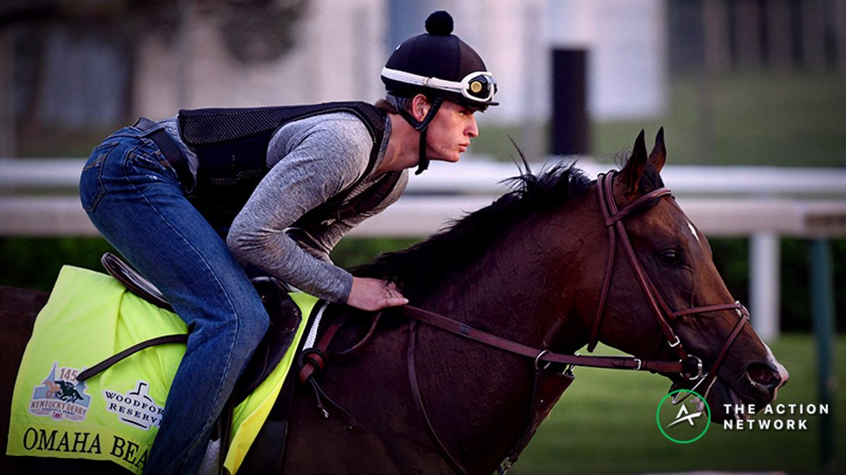 Kentucky Derby Favorite Omaha Beach Scratched: How this Race Changes article feature image