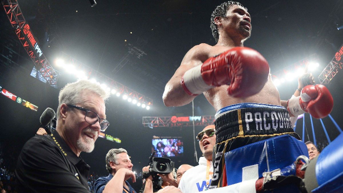 2019 Boxing Schedule, Odds: Can Manny Pacquiao Dominate the Ring at 40? article feature image