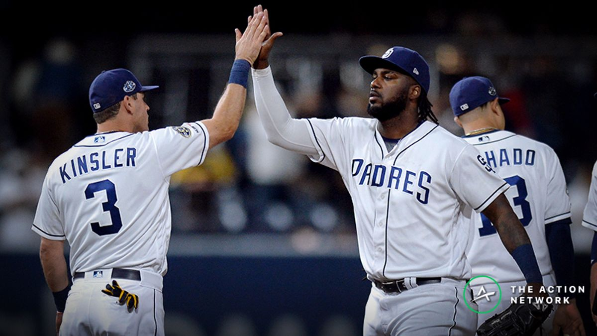 MLB Sharp Report: Pros Betting Diamondbacks-Padres, 2 Other Tuesday Games article feature image