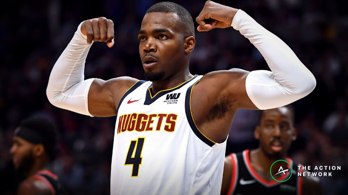 Nuggets vs. Blazers Game 6 Betting Preview: Bet on Denver to Close Out? article feature image