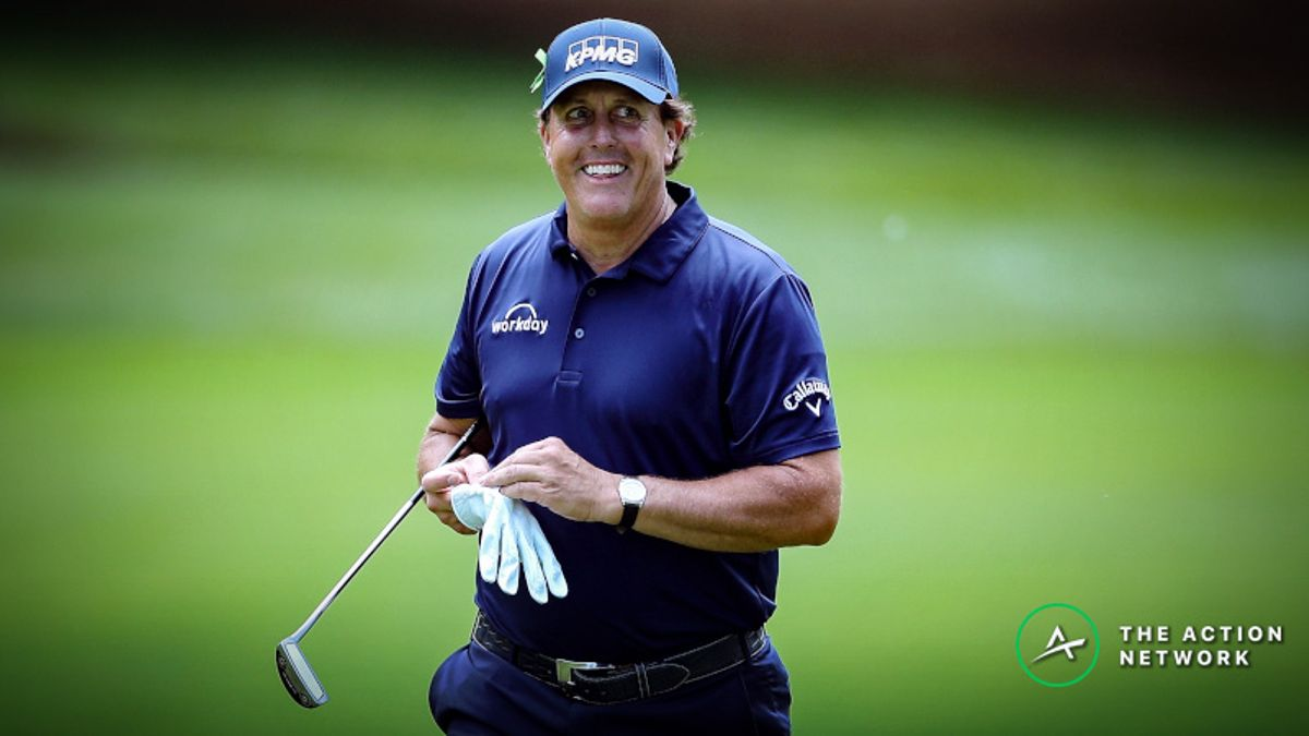Phil Mickelson 2019 U.S. Open Betting Odds, Preview: Pass on His Recent Form article feature image