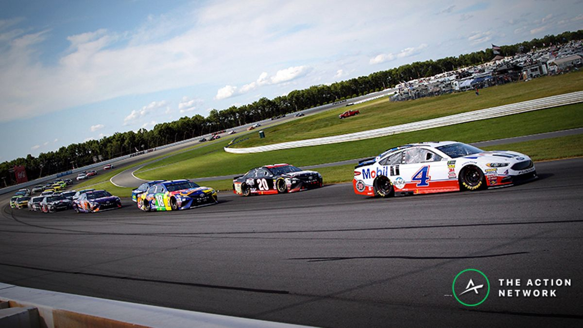 NASCAR Props Challenge Picks for Sunday's Pocono 400 article feature image