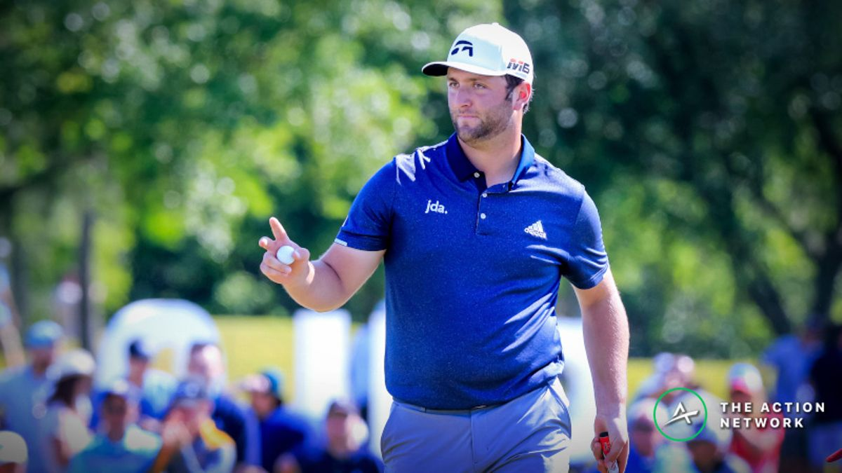 Jon Rahm 2019 PGA Championship Betting Odds, Preview: A Worthy DFS, Betting Target article feature image