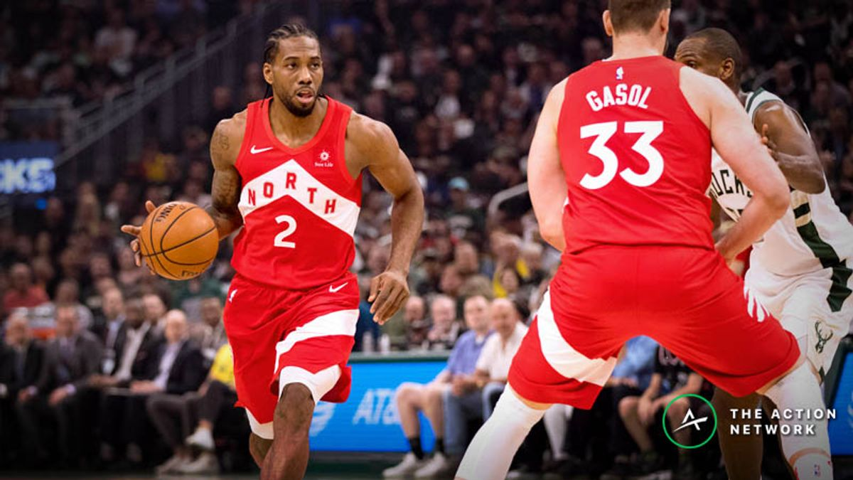 Raptors vs. Bucks Game 6 Betting Preview: Will Toronto Close Things Out at Home? article feature image