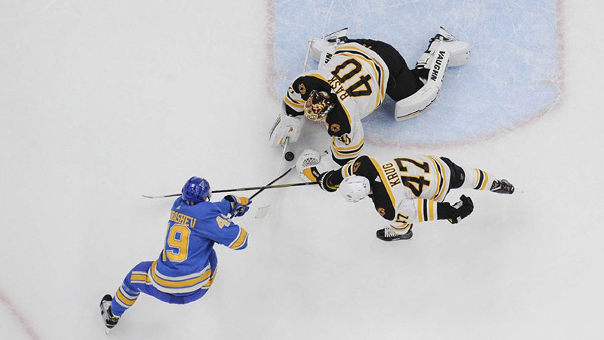 NHL Stanley Cup Betting Preview: Can the Blues Hang With the Bruins? article feature image