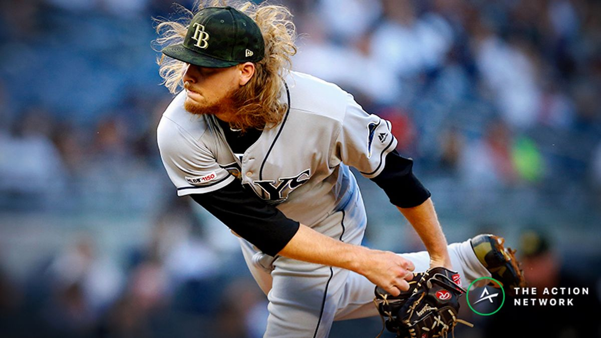 MLB Daily Betting Model, 5/22: Another Chance to Back Tampa Bay as a Home Underdog article feature image