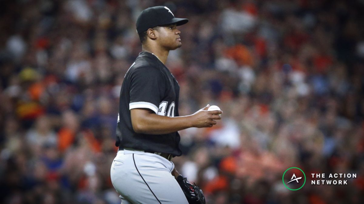 MLB Player Props: How Will Reynaldo Lopez Follow Up his 14-Strikeout Gem? article feature image
