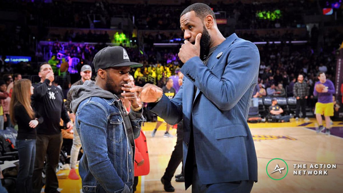Sources: Klutch Sports in Talks to Partner with WME article feature image